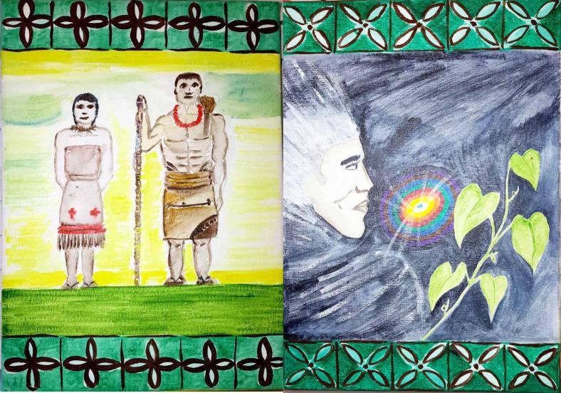 Tagaloalagi and Fue cover